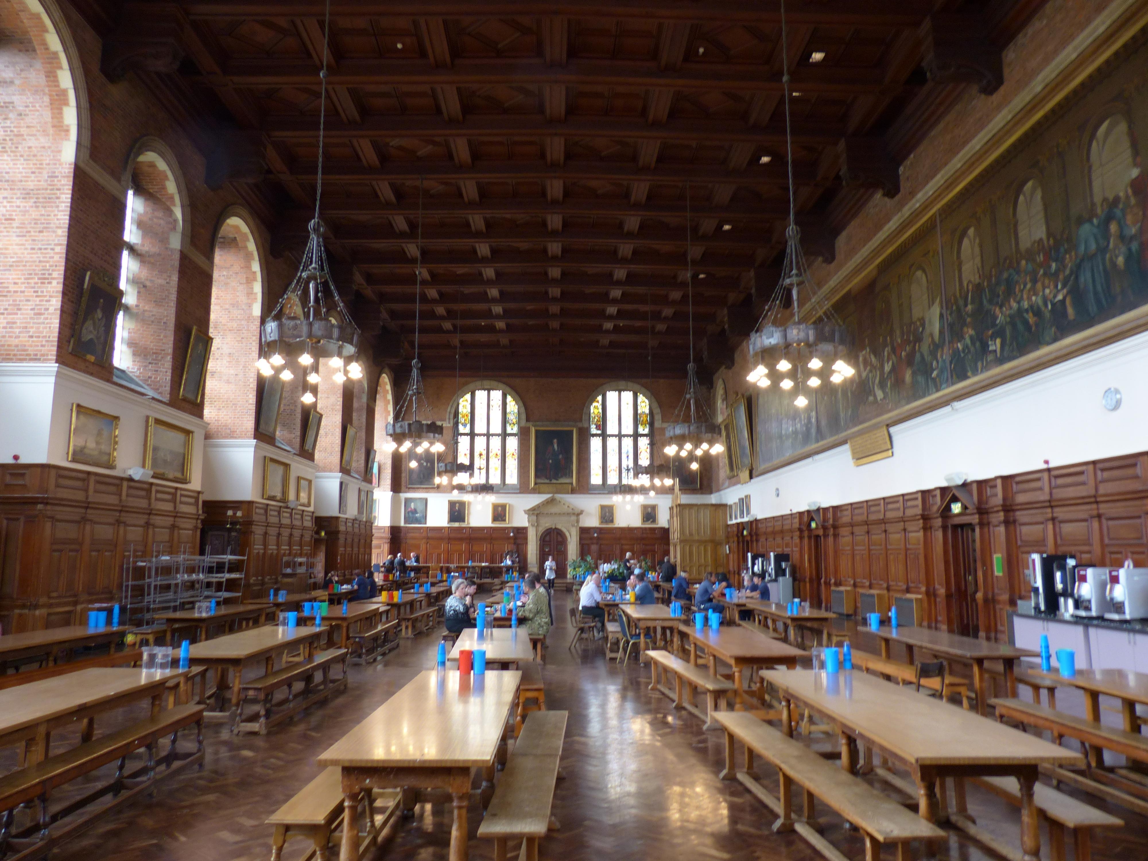 Hogwarts At Horsham Mockford